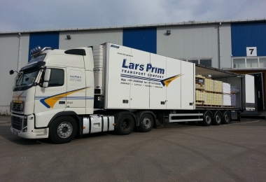 Lars Prim – international road transport (1)