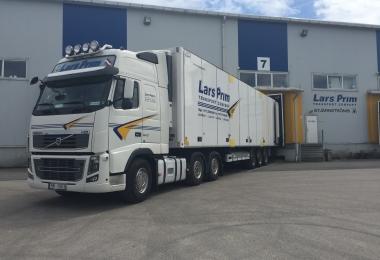 Trucking in refrigerators(1)