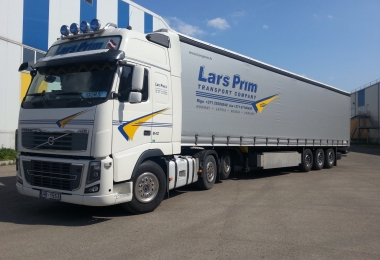 Lars Prim – international road transport (2)
